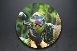Emblém Paintball GL014